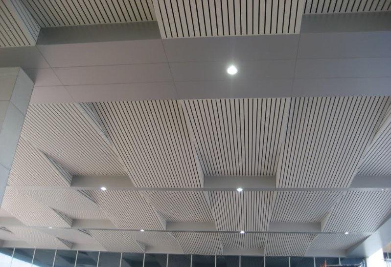 Kết quả hình ảnh cho trần nhà nhôm
